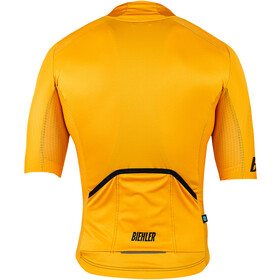 Biehler Signature³ Performance Maillot manches courtes Homme, blazing yellow